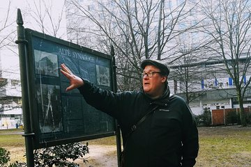 Small-Group Half-Day Guided Jewish Berlin History Walking Tour