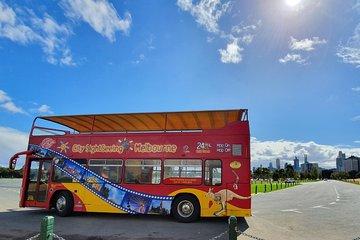 City Sightseeing Melbourne 24 Hour Bus with SEALIFE Melbourne Aquarium