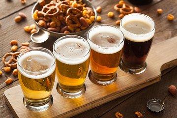 Porto Craft Beer Tour, tasting & bar hop
