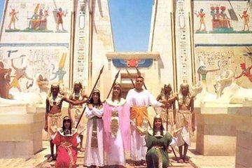Risultati immagini per villaggio faraonico