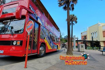 Melbourne Hop-On Hop-Off Bus Tour and Melbourne Zoo Ticket