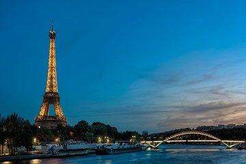 Dinning Cruising the Seine & Eiffel's Glittering Tower's Summit