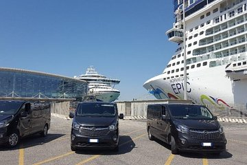 Rome to Civitavecchia Cruise port transfer