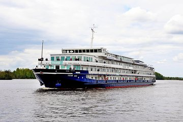 2020, Cruise Moscow to St.Petersburg 11 days -MS Tikhi Don- Volga River, Russia