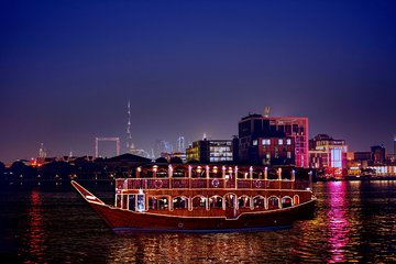 Creek 5 Star Dhow Dinner Cruise