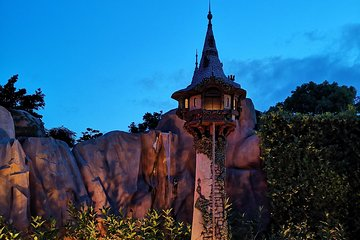 Combo: Disneyland Ticket with Round Trip Transfer