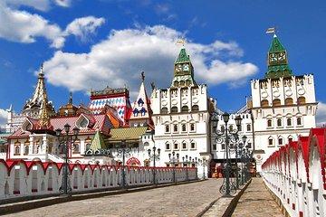 Izmailovo Kremlin & Flea Market Tour