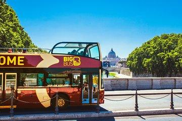 Big Bus Rome Hop-on Hop-off Open Top Tour