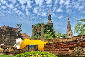 Ayutthaya und Angthong an einem Tag zur antiken Stadt