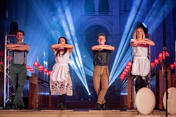 Skip the Line:The Belfast Story-Live Irish Dance & Traditional Music Show Ticket