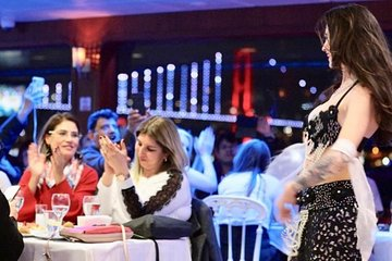 Dinner Cruise Turkish Night Show in Istanbul (Non-Alcoholic)