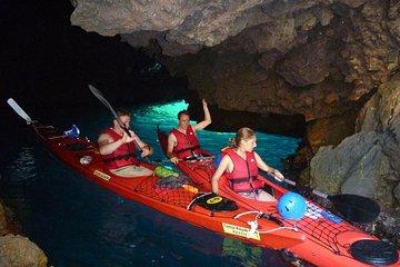 Explore Vulcano Island by Kayak