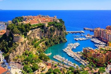 Tours and business of Nice, Cannes...