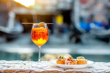 Private Tour: Venice 'Bacari' Food Tour Tickets