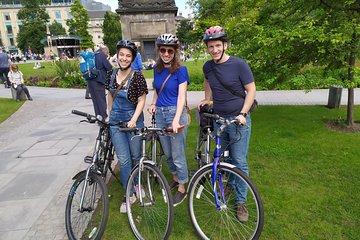 Bike Tour - Explore Edinburgh's...