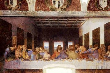 Private Last Supper Guided tour and wine tasting in Leonardo's Vineyard