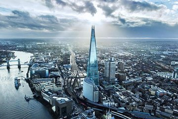 Combi Ticket: Westminster Walking Tour, River Cruise & The Shard