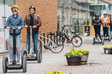 30-Minute Distillery District Segway Tour in Toronto Tickets