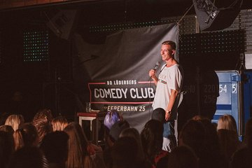 Hamburg Reeperbahn Comedy Club