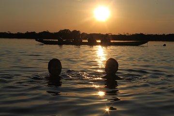 4天Cuyabeno Dolphin Lodge