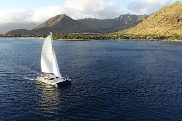 Catamaran Sail and Snorkel from Ko Olina