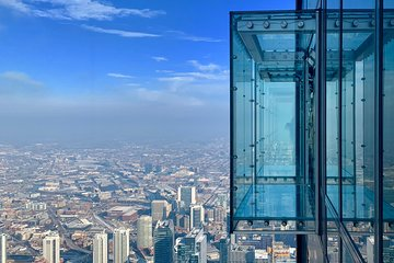 Breakfast in the Sky: Early Access to Skydeck at Willis Tower
