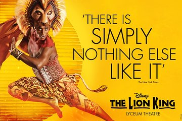 The Lion King Theater Show 2020 London