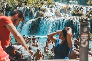 Krka Waterfalls +Šibenik>扎達爾的私人一日遊