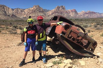 Private Guided Mountain Bike Tour in Red Rock Canyon