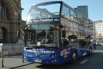 Frankfurt City Sightseeing Blue Bus Tours