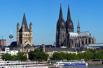 Frankfurt to Cologne and Limburg Day Tour Tickets