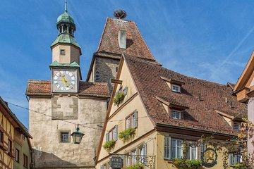 Frankfurt to Rothenburg Day Trip