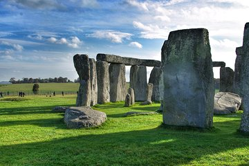 Guided tour to Bath & Stonehenge from Cambridge