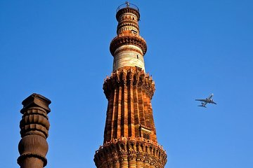 Private Old & New Delhi Same Day Tour with Guide