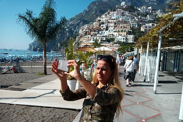 Amalfi Coast with Positano and Ravello Shore Excursion from Naples Cruise Port