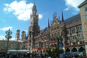 E-Bike Highlight Tour Munich's tourist attractions