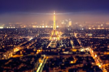Paris By Night - Vision Tour - Private Trip