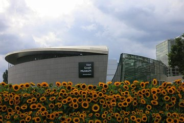 Skip-the-line & Semi-Private Guided Tour: Van Gogh Museum Amsterdam Max 8pp