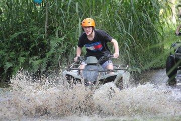 Ubud Jungle Quad Bike Adventure