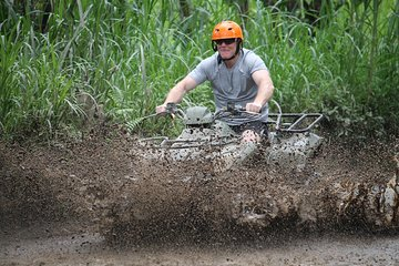 Bali Quad Bike Adventure and Ubud Tour