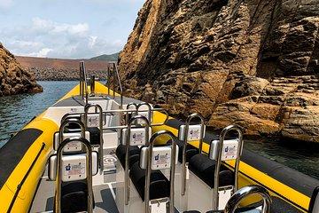 Ecojet Tour?Hong Kong UNESCO Global Geopark