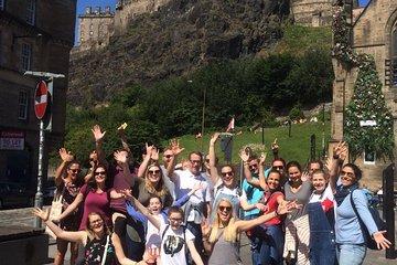 Potter About Edinburgh - with quizzes