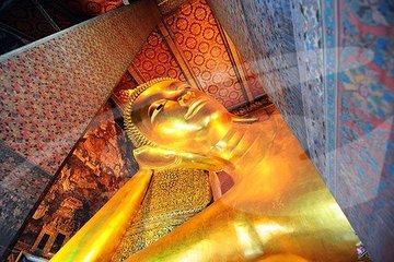 Bangkok Temples Tour, Including Reclining Buddha at Wat Pho