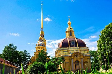 Prime Tour of St Petersburg By Private Vehicle