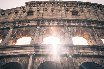 COLOSSEUM guided experience completed by Palatine hill & Roman Forum