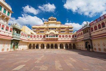 5 Days Private Golden Triangle Tour : Delhi Agra Jaipur Tour