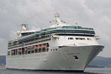 Private transfer service, Rhapsody of the Seas, cruise terminal, Venice airport