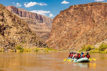 2-daagse White Water Rafting Tour door de Grand Canyon vanuit Las Vegas
