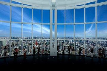Roppongi Hills Observatory & Mori Art Museum Ticket