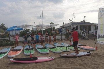 Kitesurf-surf-sup-windsurfing surf courses